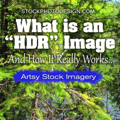 What HDR (High Dynamic Range) is.